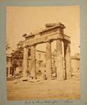 Gate Of Athene Archegetis Athens