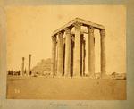 Olympieion -- Athens