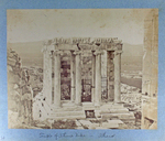 Temple Of Athena Nike – Athens.