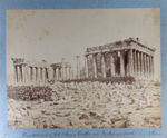 Foundations of Old Athena Temple and Parthenon (North) – Athens