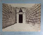"Tomb of ""Agamemnon"". – Mycenae"