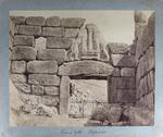 Lion's Gate. -- Mycenae