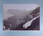 [View of Capri from Villa lovis]