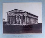 Temple of Poseidon. -- Paestum