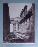 Temple of Poseidon – Interior. Paestum.