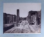 Via Stabiana. – Pompeii.