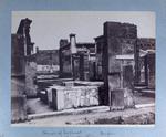 House of Sallust. – Pompeii. / Wine & Oil Store