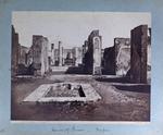 House of Pansa. – Pompeii.