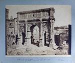 Arch of Septimius Severus -- Rome