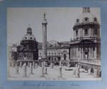 Forum of Trajan. -- Rome