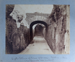 86 Crypto-Porticus of Palace of Caesars – Palatine – Rome. (where Caracalla was murdered.)