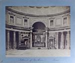 97 Interior of Pantheon.—Rome.