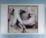 270 Parthenon Metope.—Lapith and Centaur. London.