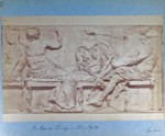 272 Parthenon Frieze. – Four Gods. – London.