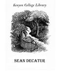 Sean Decatur