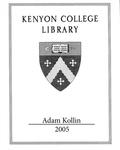 Adam Kollin