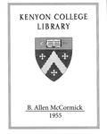 B. Allen McCormick