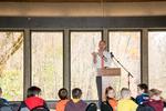 Columbia Elementary Principal, Dr. Matt Dill