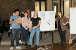 Daniel, Sabrina, Hannah and Kate talk about the creation of the posters