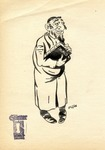 Anti-Semitic Cartoon by Fips for Der Sturmer
