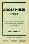 Adolf Hitler Spricht Postcard Set