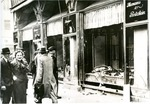 Press Photograph:Witnessing Kristallnacht in Berlin