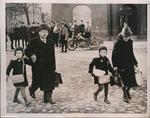 Jews Fleeing Memel