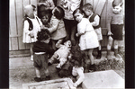 Children at Rivesaltes Internment Camp, France