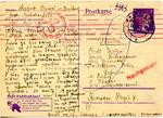 Ukrainian Ostarbeiter Postcard