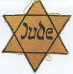 German or Czechoslovakian Star of David