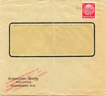 Envelope from The Hohenlohe Works