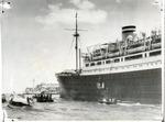 MS St. Louis in Havana Harbor, Cuba
