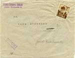 Envelope from Krakau Ghetto