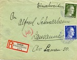 Envelope from Bendsburg