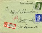 Envelope from Bendsburg