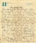 Jewish Brigade Group Letter