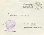 Arthur Greiser Correspondence