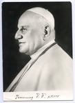 Postcard of Pope Saint John XXIII