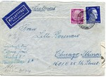 "Envelope from ""Israel"""
