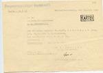 Buchenwald Death Notice