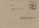 Envelope from Gestapo Office