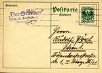 Postcard from 'Der Sturmer'