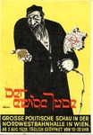 Der ewige Jude [The Eternal Jew] Postcard