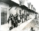 Jewish Refugees at British Holiday Camp