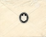 Envelope Addressed to Philipp Bouhler