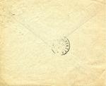 Envelope Addressed To Max Amann