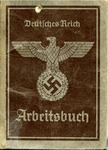 Deutsches Reich Arbeitsbuch