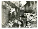 Destroyed Szydlow Ghetto
