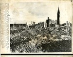 Warsaw Ghetto Church After Uprising