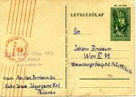 Postcard from Hungarian KLV Camp
